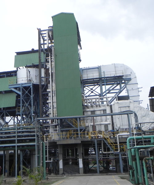 Waste Heat Recovery and Power Generation System